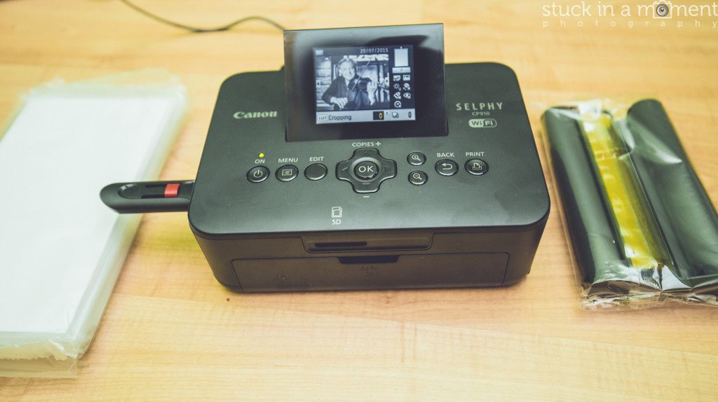 Canon selphy 910